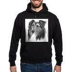 Shetland Sheepdog (Sheltie) Hoodie (dark)