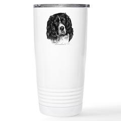 Cocker Spaniel (Parti-color) Travel Mug