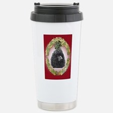 Poodle Stainless Steel Travel Mug
