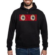 Rottweiler Christmas Hoodie