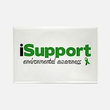iSupport Environment Rectangle Magnet