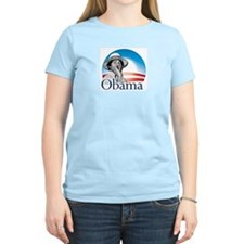 Obama Smokin Weed Women's T-Shirt