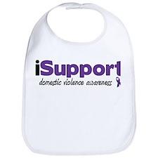 iSupport Domestic Violence Bib
