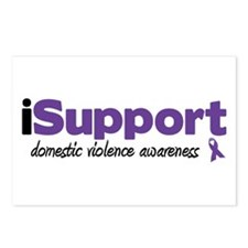 iSupport Domestic Violence Postcards (Package of 8