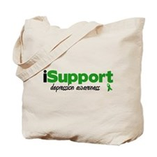 iSupport Depression Tote Bag