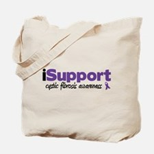 iSupport Cystic Fibrosis Tote Bag