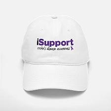iSupport Crohn's Disease Baseball Baseball Cap