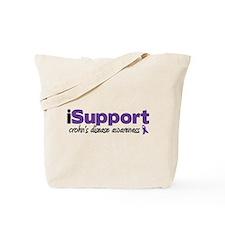 iSupport Crohn's Disease Tote Bag