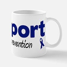 iSupport Child Abuse Mug