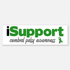 iSupport Cerebral Palsy Bumper Bumper Bumper Sticker