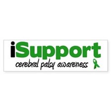 iSupport Cerebral Palsy Bumper Bumper Sticker