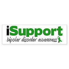 iSupport Bipolar Disorder Bumper Bumper Sticker