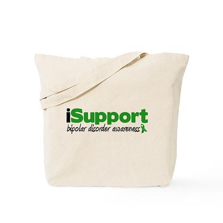 iSupport Bipolar Disorder Tote Bag