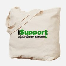 iSupport Bipolar Disorder Tote Bag