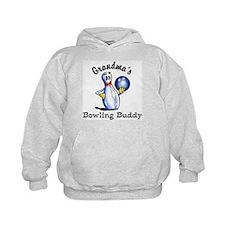 Grandma's Bowling Buddy Hoodie