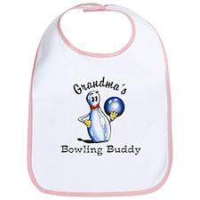 Grandma's Bowling Buddy Bib