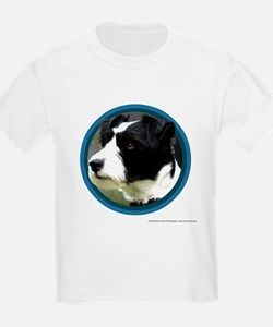Wire-haired Jack Russell Kids T-Shirt