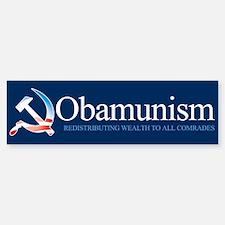 Obamunism Bumper Bumper Bumper Sticker