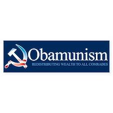 Obamunism Bumper Bumper Sticker