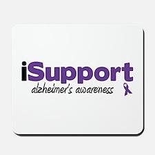 iSupport Alzheimers Mousepad