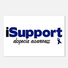 iSupport Alopecia Postcards (Package of 8)