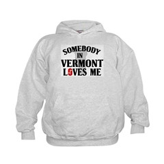 Somebody In Vermont Hoodie
