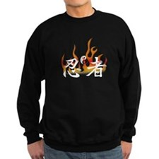 Ninja And Yin Yang Jumper Sweater