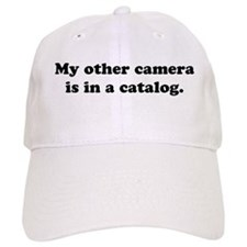 WTD: My other camera is... Baseball Cap