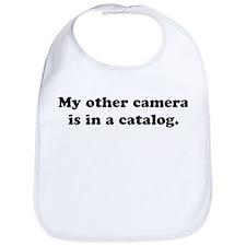 WTD: My other camera is... Bib