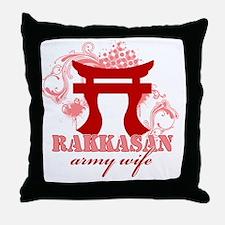 Rakkasan Throw Pillow