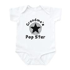 Grandma's Pop Star Infant Bodysuit