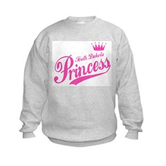 South Dakota Princess Sweatshirt