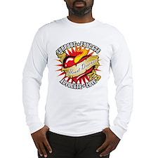 Heart Disease Tattoo Heart Long Sleeve T-Shirt