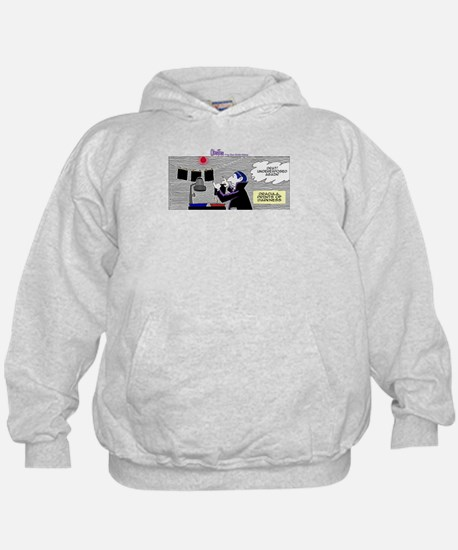 Cute What the duck photo photography comic humor Hoodie