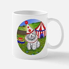 Circus Westie Mug
