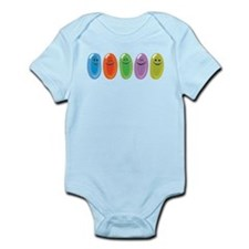 Jelly Beans Infant Bodysuit