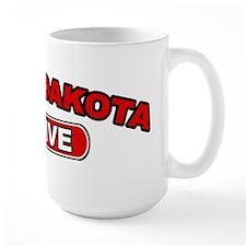 South Dakota Native Mug