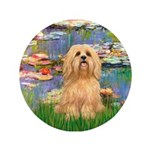 Lilies / Lhasa Apso #9 3.5