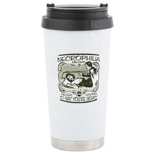 Necrophilia Travel Mug