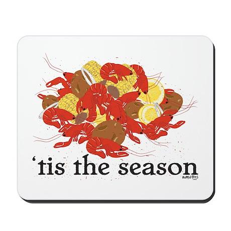 Crawfish Season Mousepad