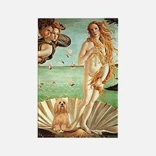 Venus / Lhasa Apso #9 Rectangle Magnet