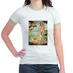 Venus / Lhasa Apso #9 Jr. Ringer T-Shirt
