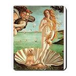 Venus / Lhasa Apso #9 Mousepad