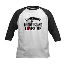 Somebody In Rhode Island Tee