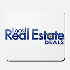 Local Real Estate Deals Mousepad