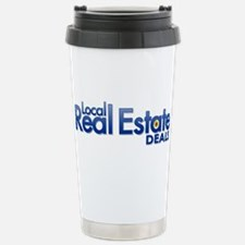 Local Real Estate Deals Stainless Steel Travel Mug