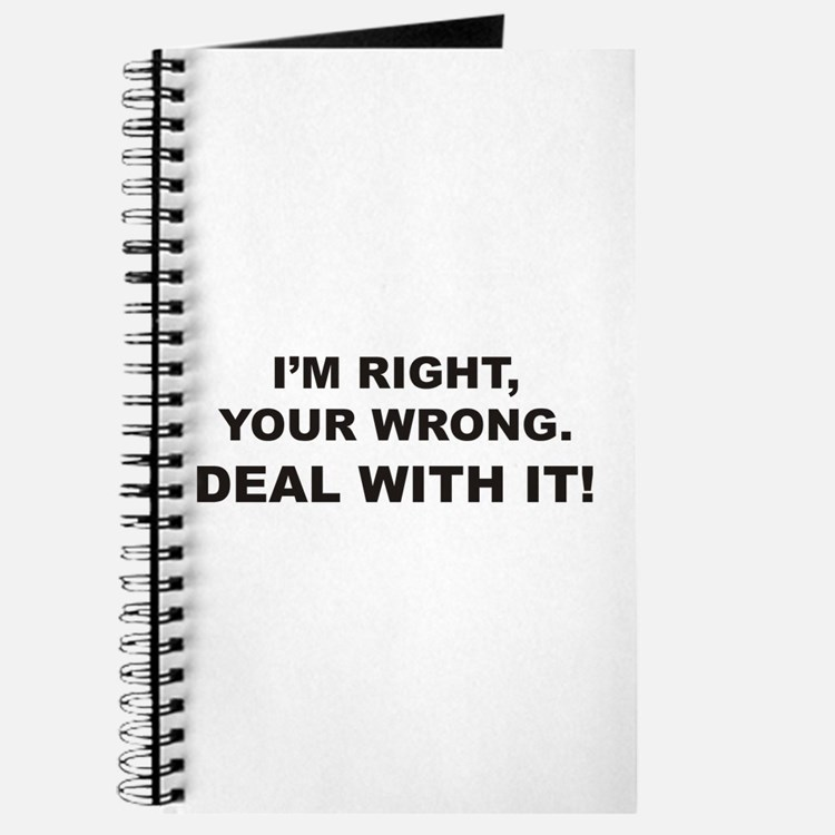Deal With It Journal