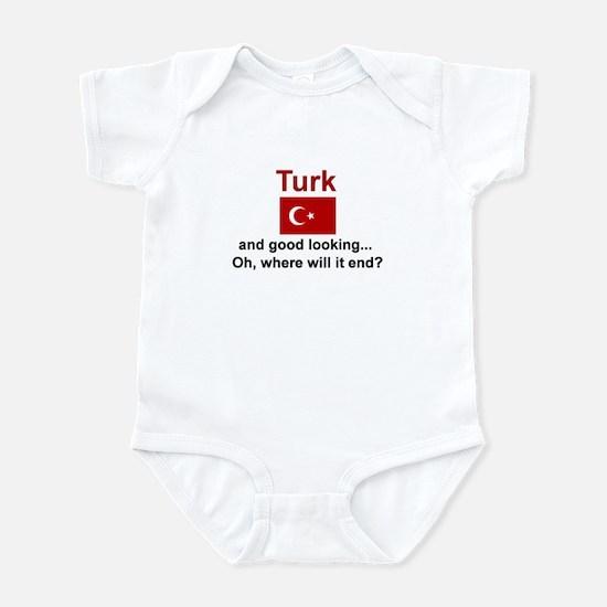 Good Looking Turk Infant Bodysuit