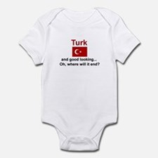 Good Looking Turk Onesie