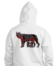 Romulus and Remus Hoodie